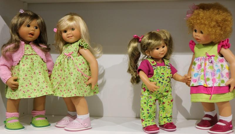 Photos de Wichtel de l'exposition Puppen à Münster / Allemagne 32598889ao