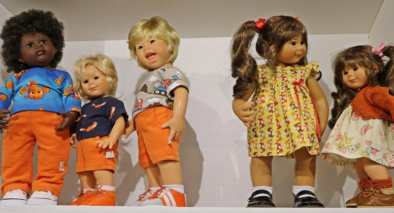 Photos de Wichtel de l'exposition Puppen à Münster / Allemagne 32598890he