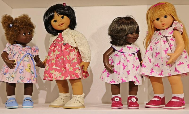 Photos de Wichtel de l'exposition Puppen à Münster / Allemagne 32598891fl