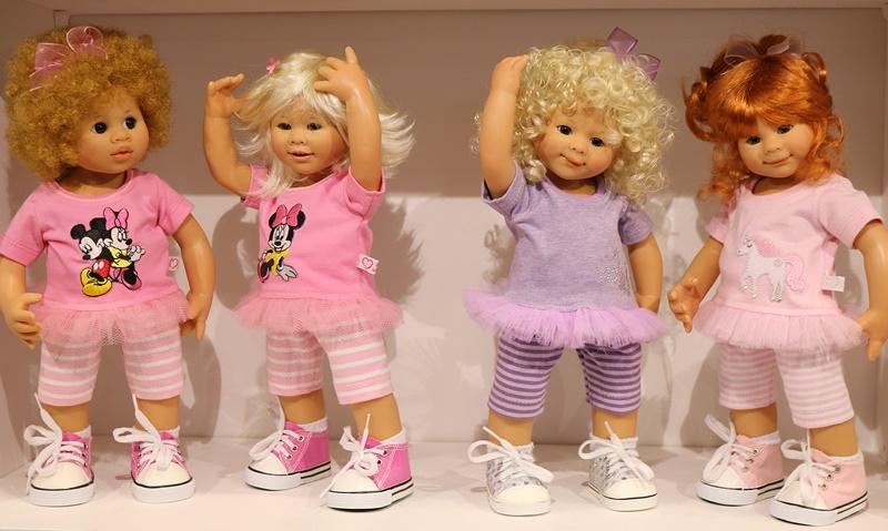Photos de Wichtel de l'exposition Puppen à Münster / Allemagne 32598892sc