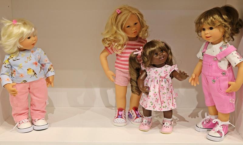 Photos de Wichtel de l'exposition Puppen à Münster / Allemagne 32598898ul