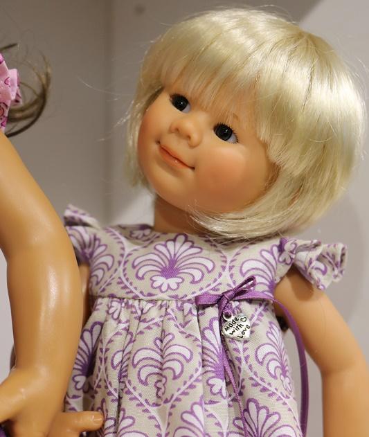 Photos de Wichtel de l'exposition Puppen à Münster / Allemagne 32598913bj