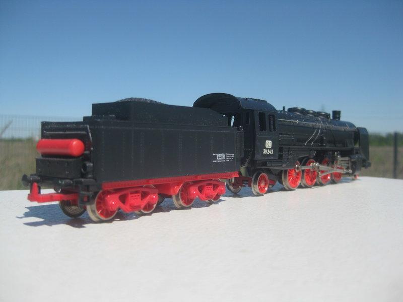 Deutsche Dampfloks 32607914mk