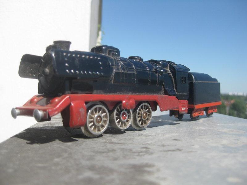 Deutsche Dampfloks 32607915vb