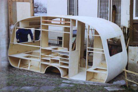 Etagenbett Wohnwagen Bauen : Wohnwagen selber bauen kosten: mini
