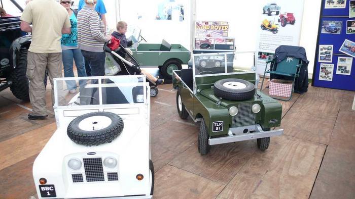 das offroad forum land rover bobby car. Black Bedroom Furniture Sets. Home Design Ideas