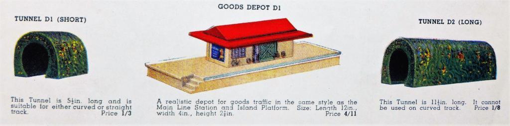 andere Hersteller » Hornby-Dublo-Electric - Geschichte mit vielen ...