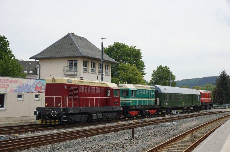 26. Schwarzenberger Eisenbahntage 32705283vx
