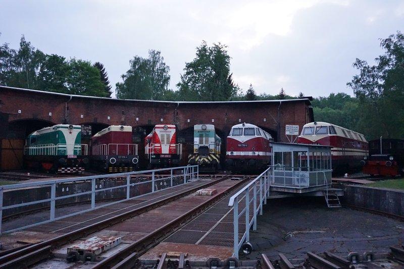 26. Schwarzenberger Eisenbahntage 32705435au
