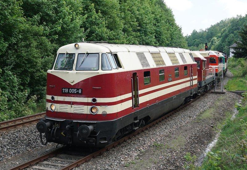 26. Schwarzenberger Eisenbahntage 32720350fv