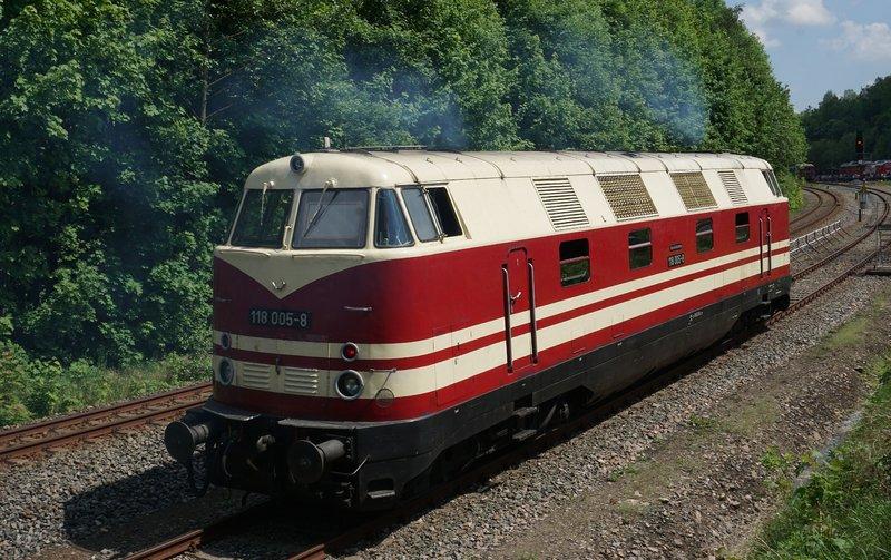 26. Schwarzenberger Eisenbahntage 32720409wr