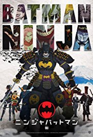 Batman Ninja Actionfigur