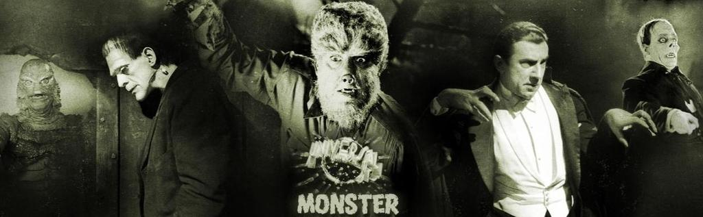 Universal Monsters Actionfiguren