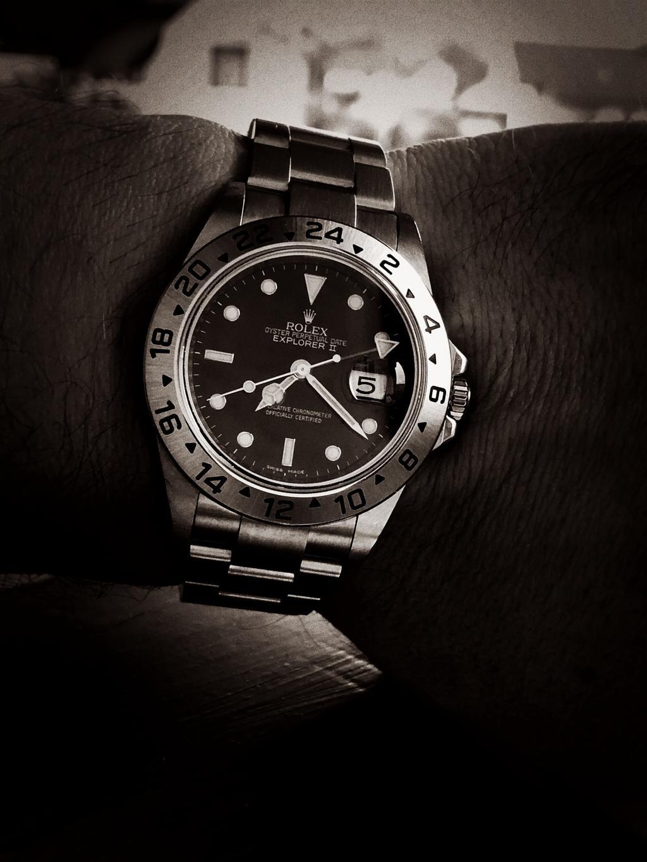 Kaufberatung - Lässige Ergänzung: Rolex OP 39 / Ex 2 (5-6 stellig ...