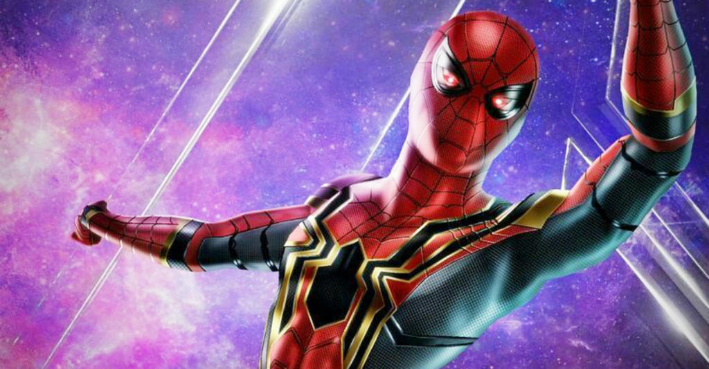 Avengers Infinity War Gallery Statue Iron Spider-Man