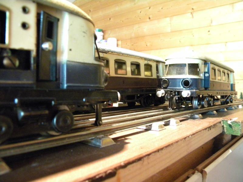 Ditmar-Bahnen, Österreich: Dieseltriebwagen 32989167tt