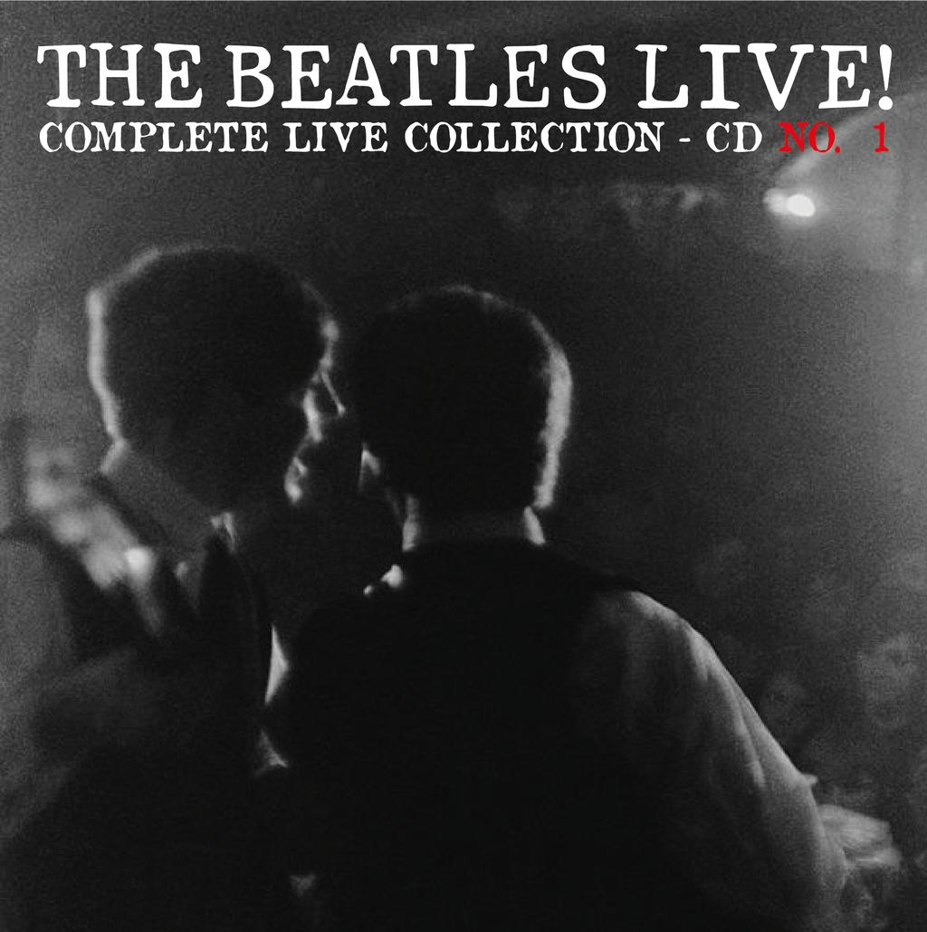 BootlegZone • View topic - The Ultimate Beatles Live Collection