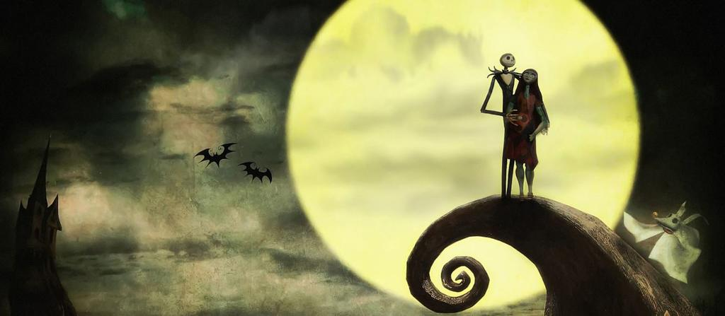 Nightmare before Christmas Actionfiguren