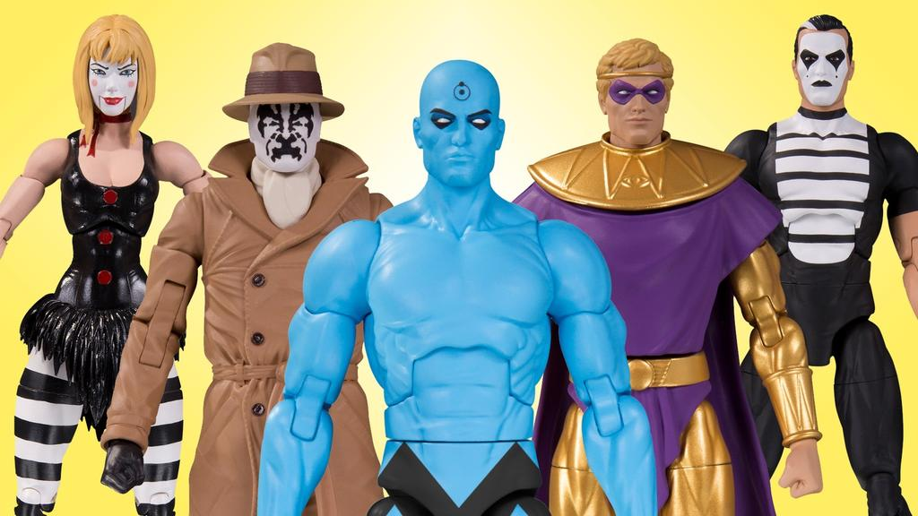 DC Doomsday Actionfiguren