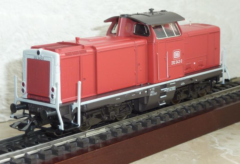 DB 212 261-2 Unikat 33229771mk