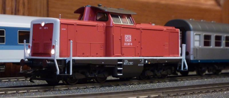 DB 212 261-2 Unikat 33229778jo