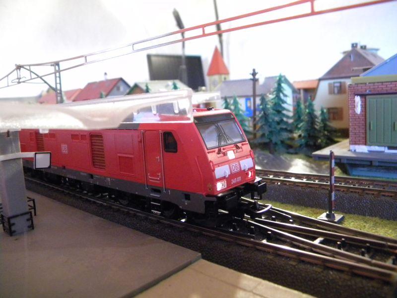 Piko Personenzugset der SüdOstBayernbahn SOB 33232961ve