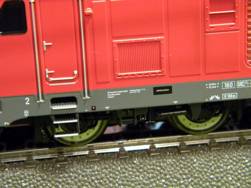 Piko Personenzugset der SüdOstBayernbahn SOB 33232967ma