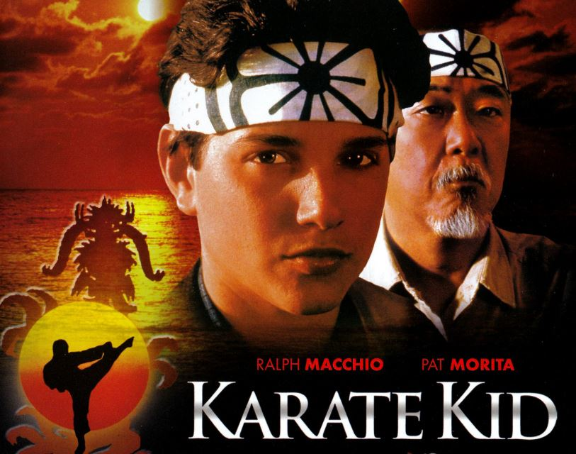 Karate Kid Actionfiguren