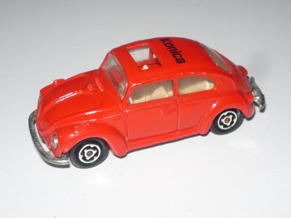 """N° 203 VW Käfer (Beetle)  """"KONICA"""" 33346180pp"""