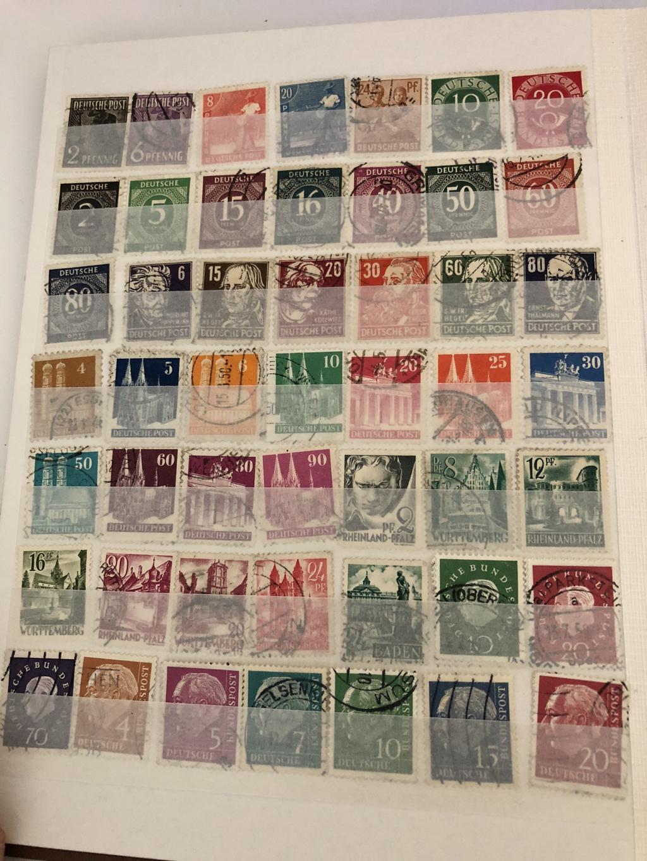 Briefmarken - Briefmarken aus Nachlass 33468047wx