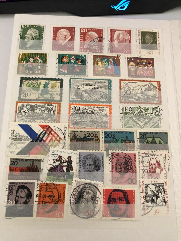 Briefmarken - Briefmarken aus Nachlass 33468053bg