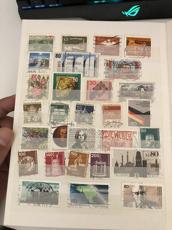 Briefmarken - Briefmarken aus Nachlass 33468058kf