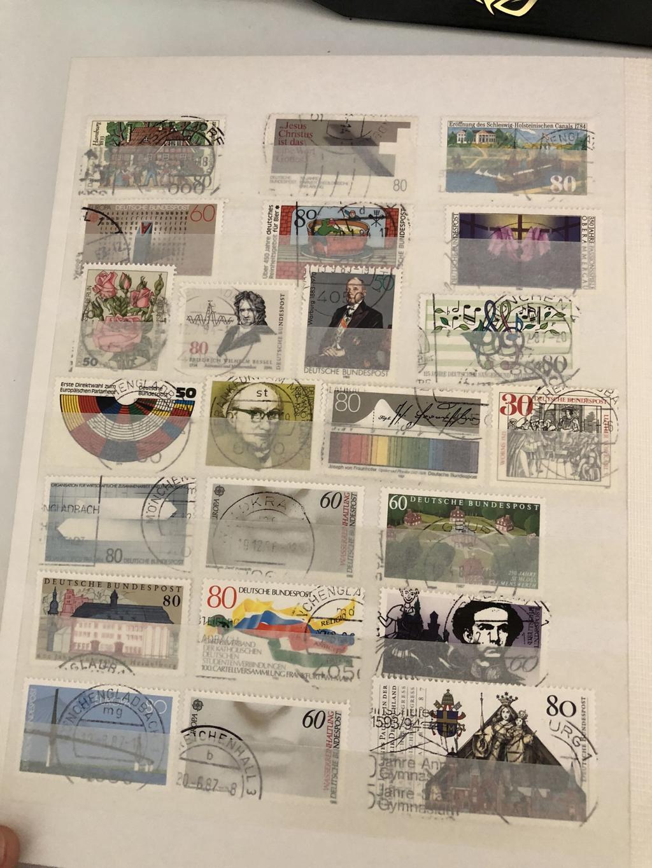 Briefmarken aus Nachlass 33468064fz