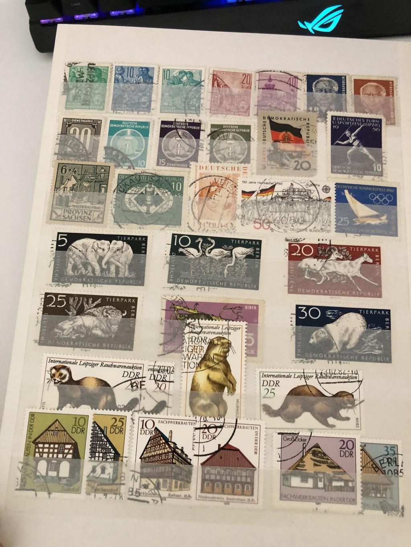 Briefmarken - Briefmarken aus Nachlass 33468068kj