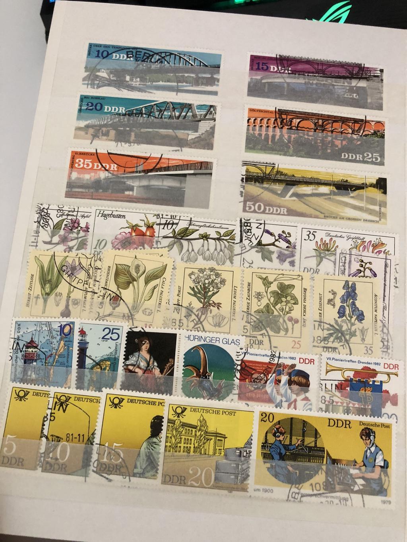 Briefmarken - Briefmarken aus Nachlass 33468118sr