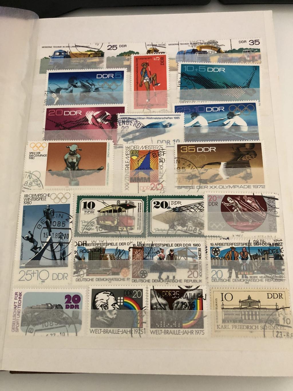 Briefmarken aus Nachlass 33468120zu