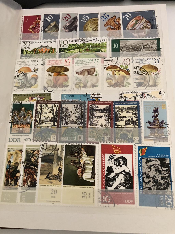 Briefmarken - Briefmarken aus Nachlass 33468123yo