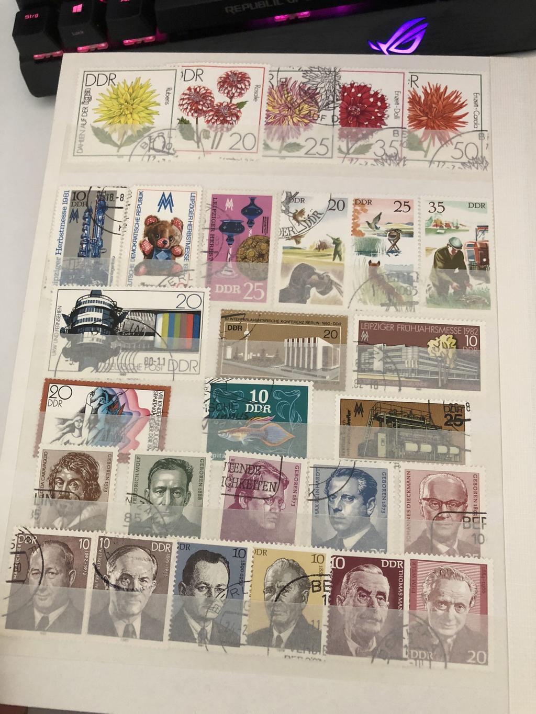 Briefmarken - Briefmarken aus Nachlass 33468125dj