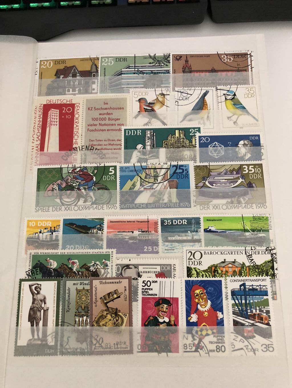 Briefmarken - Briefmarken aus Nachlass 33468126jh