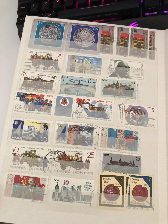 Briefmarken aus Nachlass 33468171zc