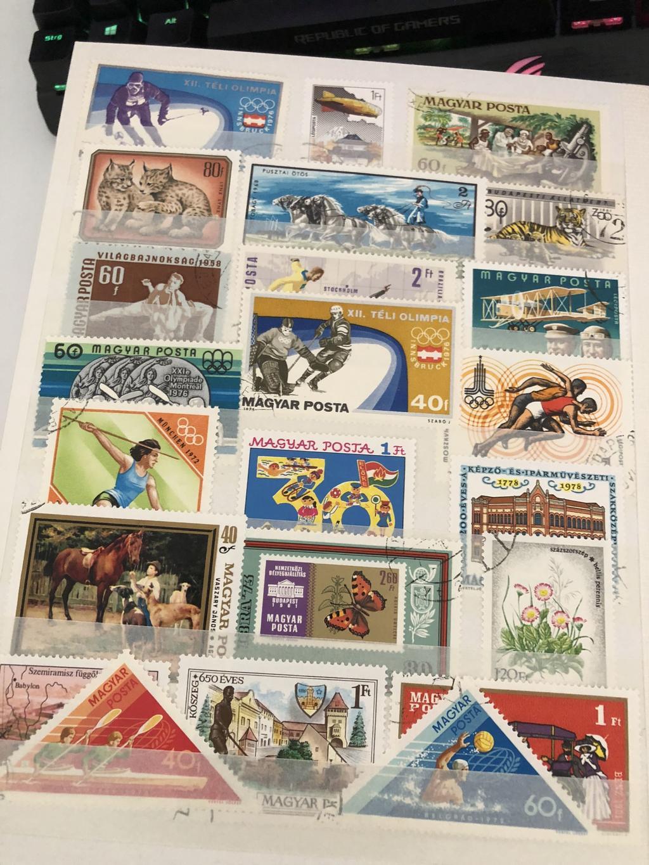Briefmarken - Briefmarken aus Nachlass 33468174uo