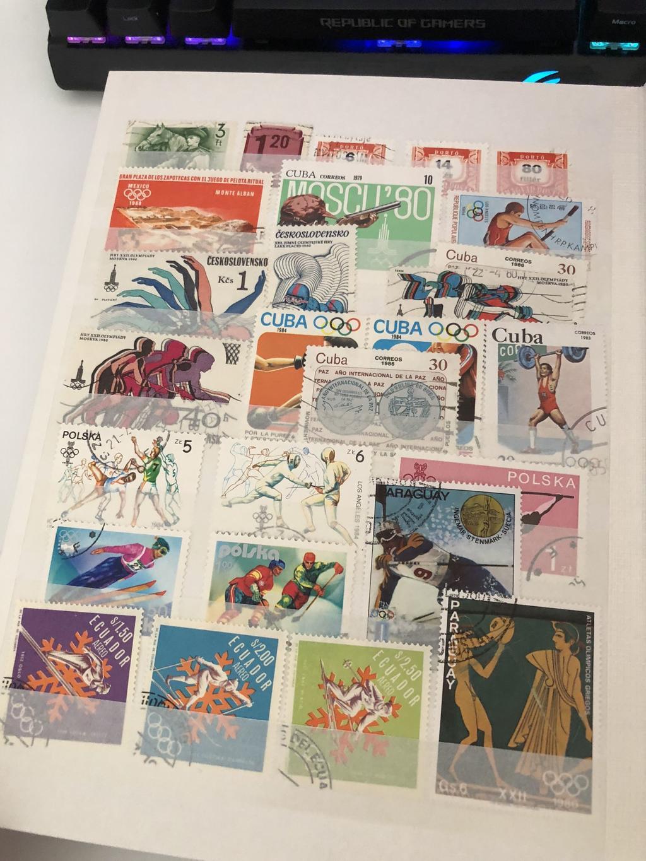 Briefmarken - Briefmarken aus Nachlass 33468177zz