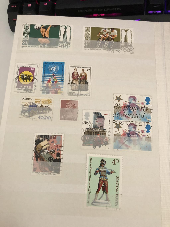 Briefmarken - Briefmarken aus Nachlass 33468206rz