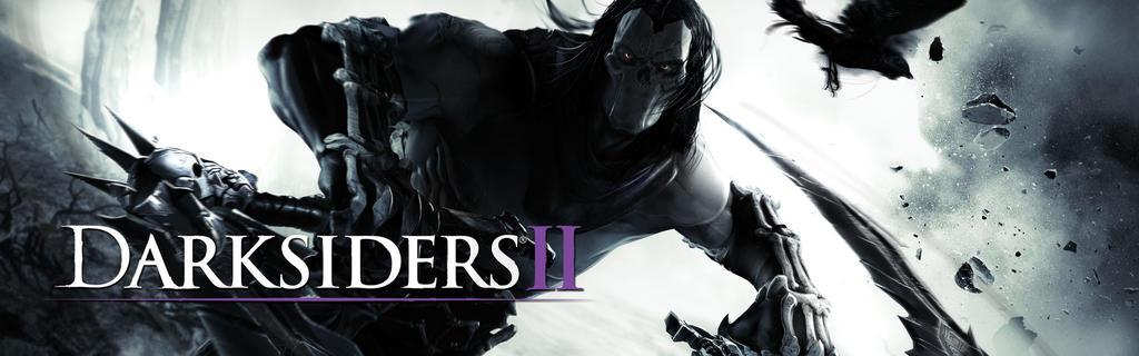 Darksiders II Statue Death