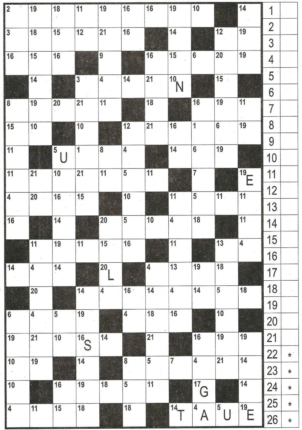 Daddy 0246:Zahlen-Kreuzwort-Rätsel>>>GEL.VON WERNER 33531368dd