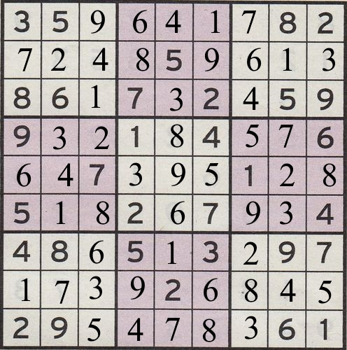 Werner 0106 Sudoku>>gelöst von Daddy 33538085fk