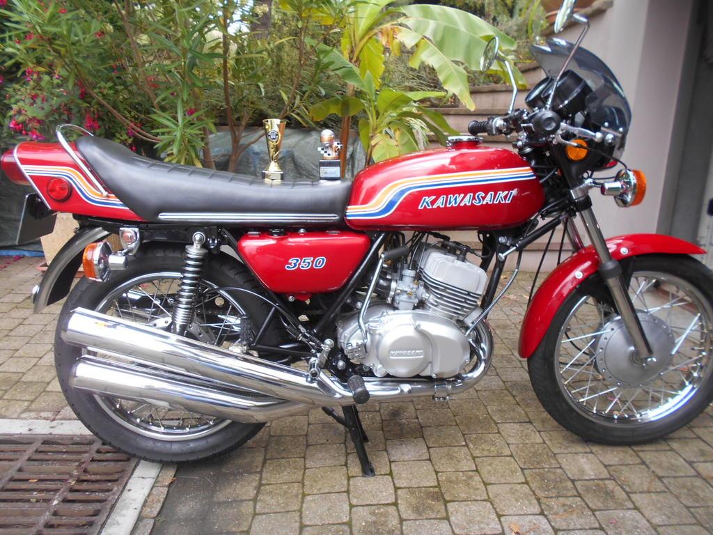 Kawasaki 350 S2 33620893og