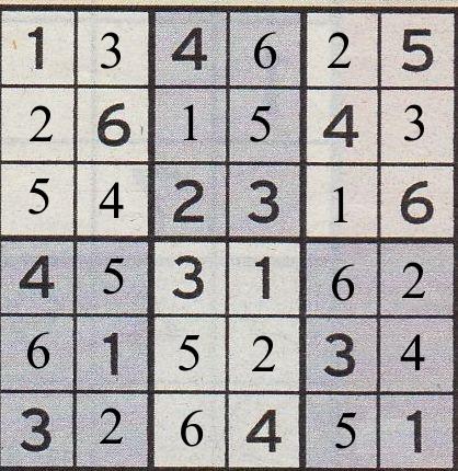 Werner 0120 Mini Sudoku>>gelöst von Daddy 33667324fu