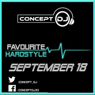 Concept - Favourite Hardstyle September 18 (06-09-2018) 33756931uf