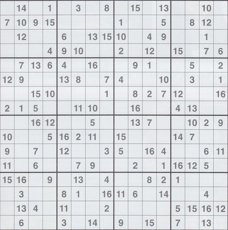 Werner 0126 Sudoku>>gelöst von Milka 33830291rq